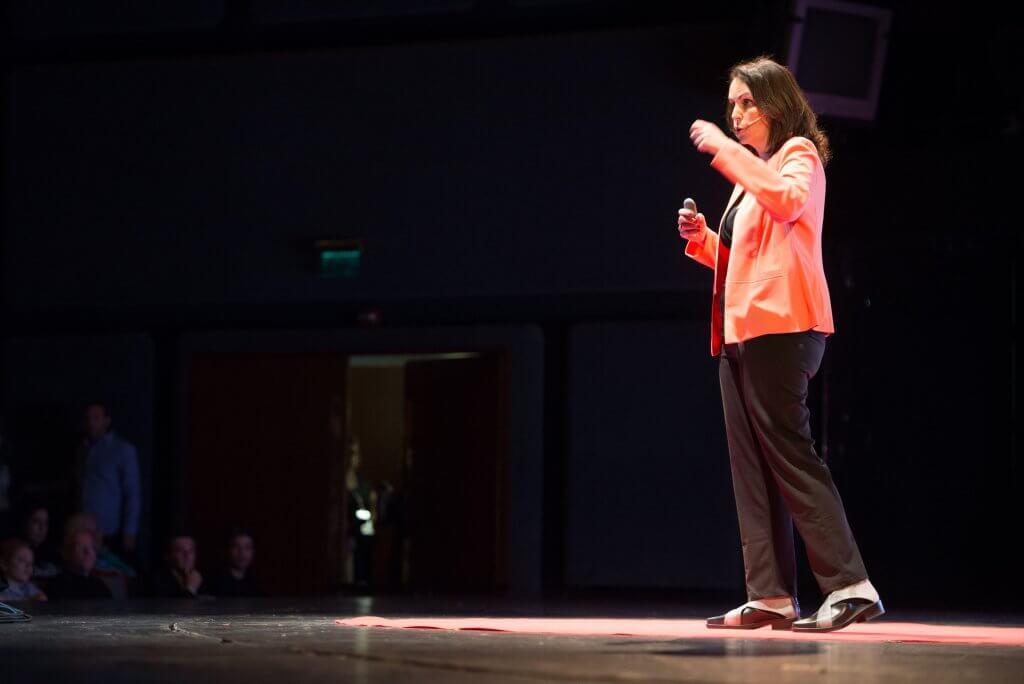אביגיל טננבאום מאמנת מרצי טד העולמית משתפת בסודות הגדולים